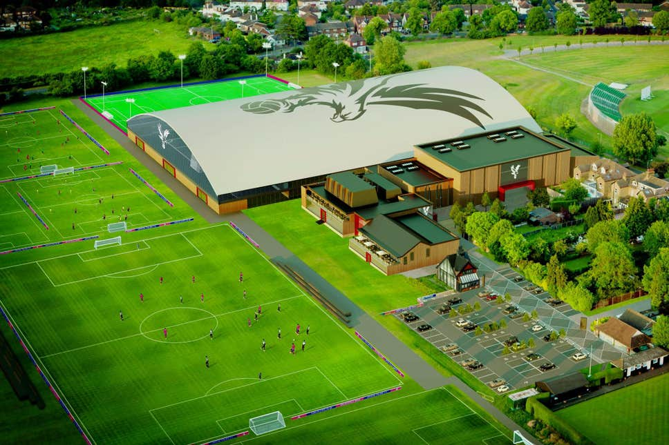 HELPING CRYSTAL PALACE FC SECURE PLANNING CONSENT | AERIAL CGI